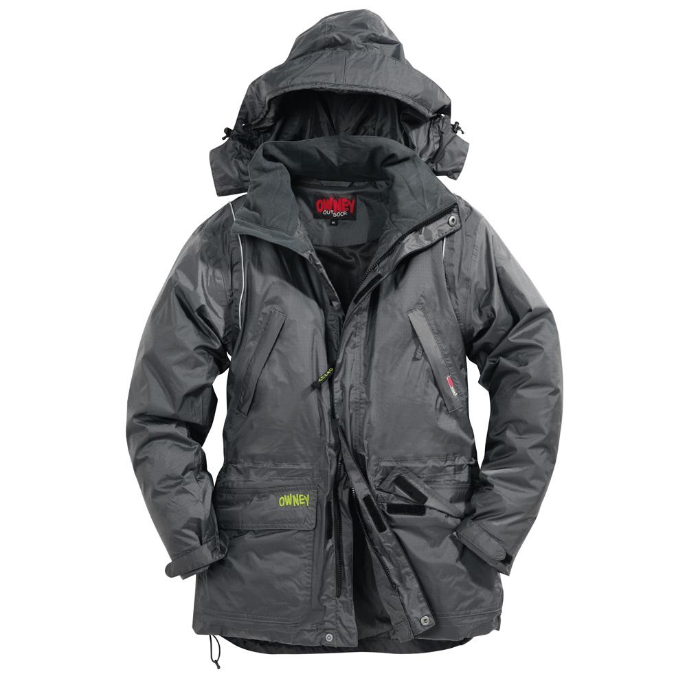 das Neueste einzigartiger Stil elegant im Stil OWNEY Regenjacket