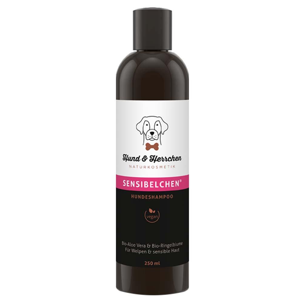 Hund & Herrchen Hunde-Shampoo Sensibelchen, 250 ml