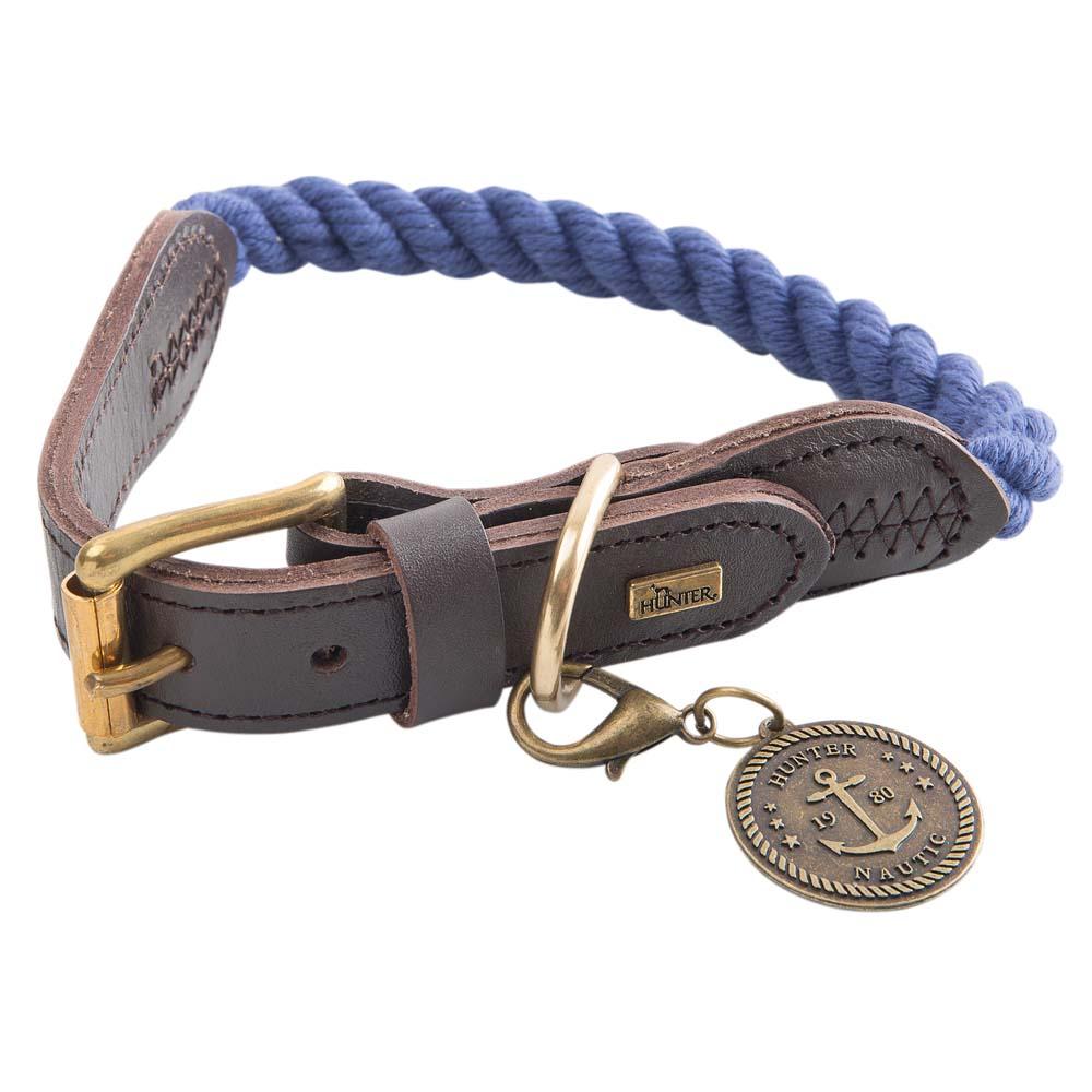 HUNTER Hundehalsband List blau, Gr. 2 - alsa-hundewelt