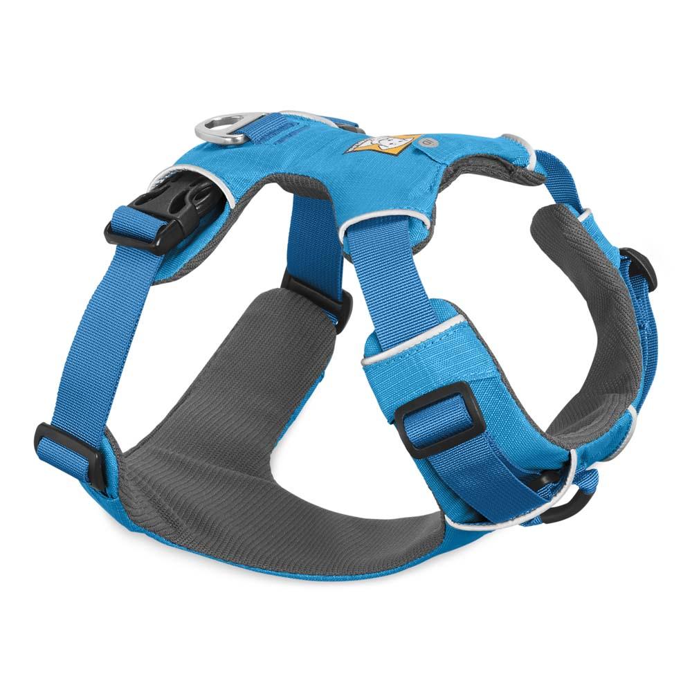 Ruffwear Hundegeschirr Front Range Harness blau, Gr. 1 - alsa-hundewelt