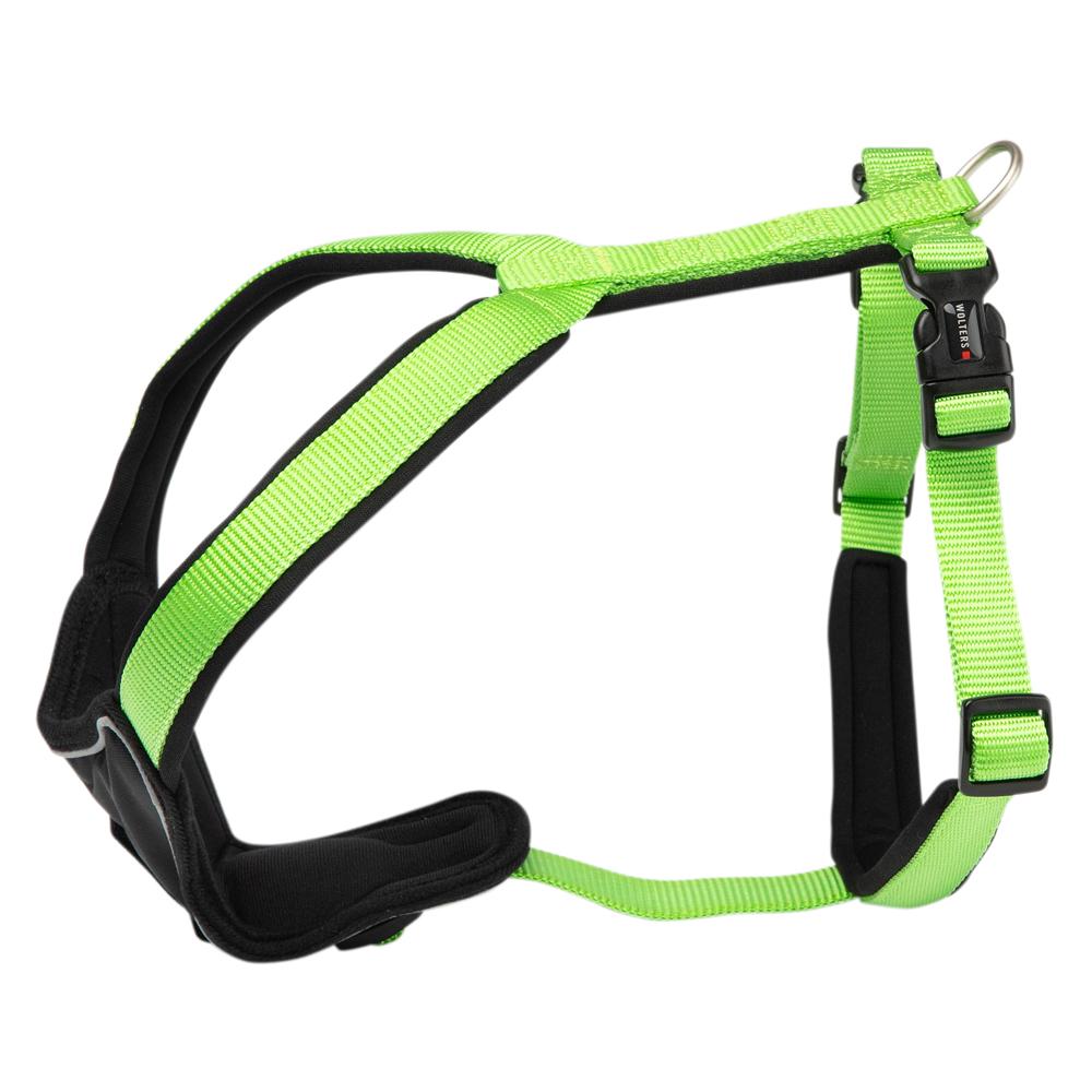 Hundegeschirr Professional Comfort grün, Gr. 1 - alsa-hundewelt