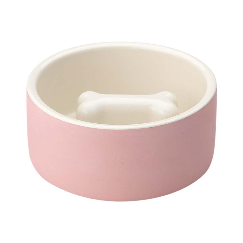 Magisso® Hundenapf Cooling Ceramics rosa, Gr. 2 - alsa-hundewelt