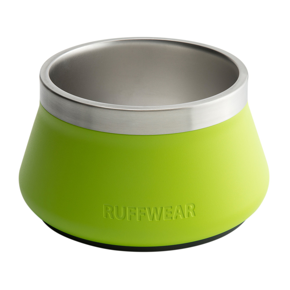 Ruffwear Hundenapf Basecamp™ Bowl grün - alsa-hundewelt