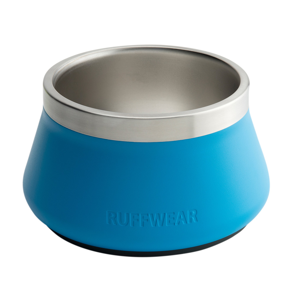 Ruffwear Hundenapf Basecamp™ Bowl blau - alsa-hundewelt