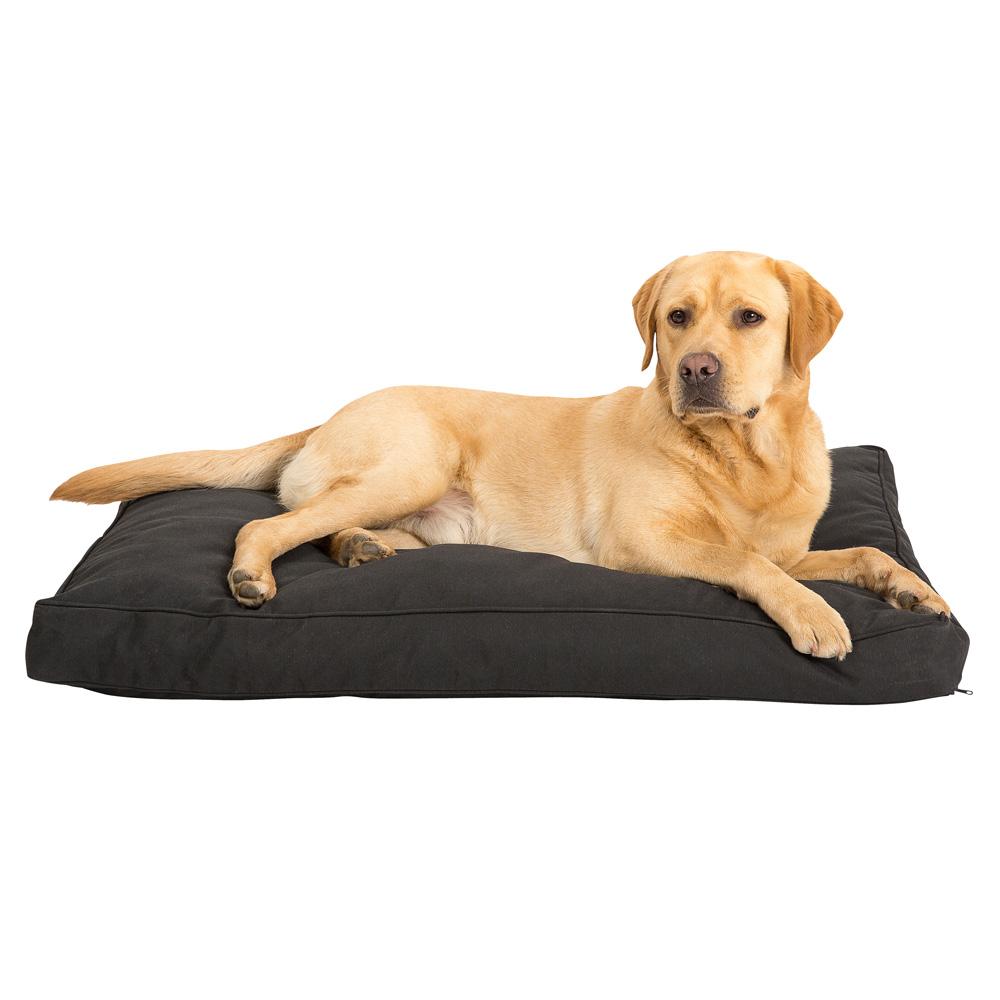 Hundekissen Basic schwarz - alsa-hundewelt