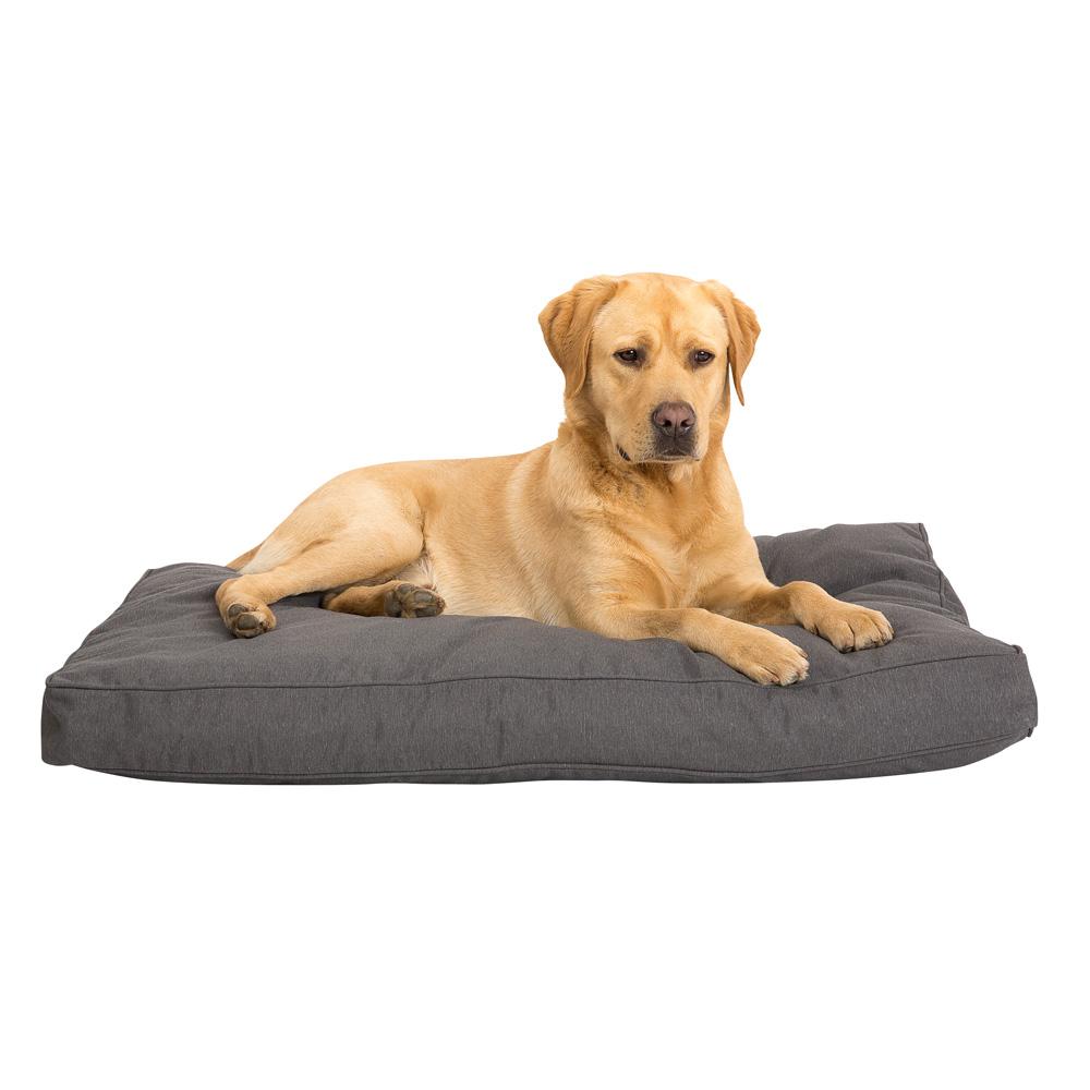 Hundekissen Basic grau - alsa-hundewelt