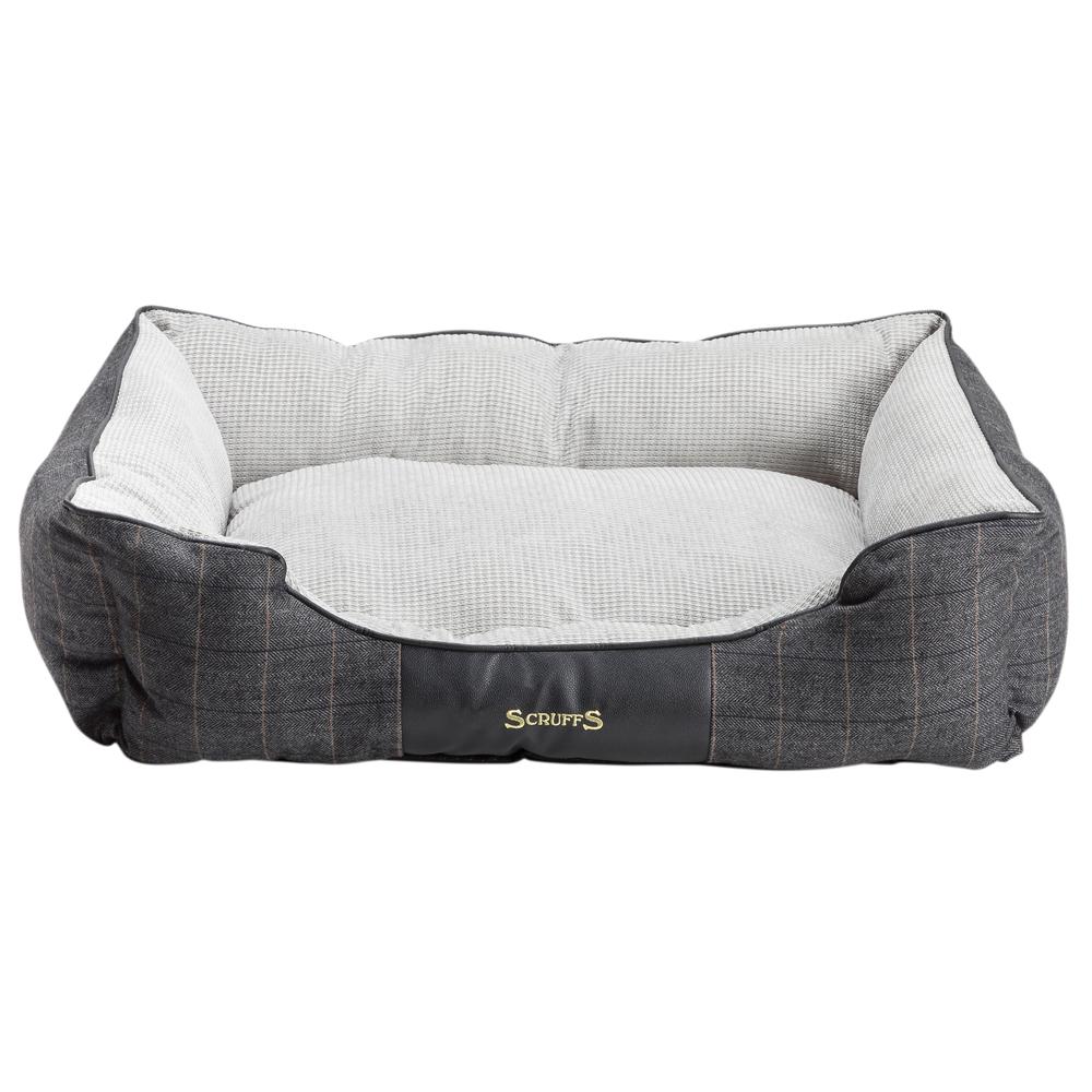 Scruffs Hundebett Windsor grau, Gr. 1 - alsa-hundewelt