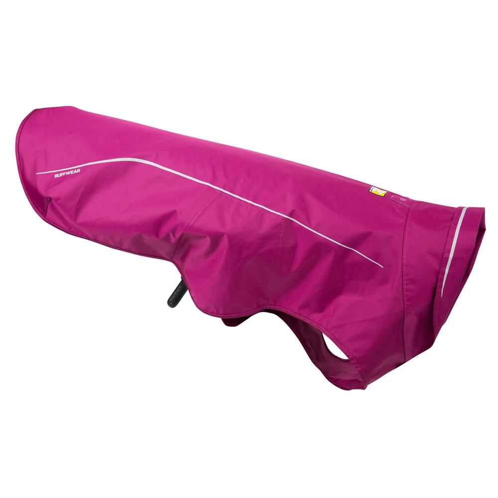 Ruffwear Hunde-Regenmantel Sun Shower pink, Gr. 1 - alsa-hundewelt