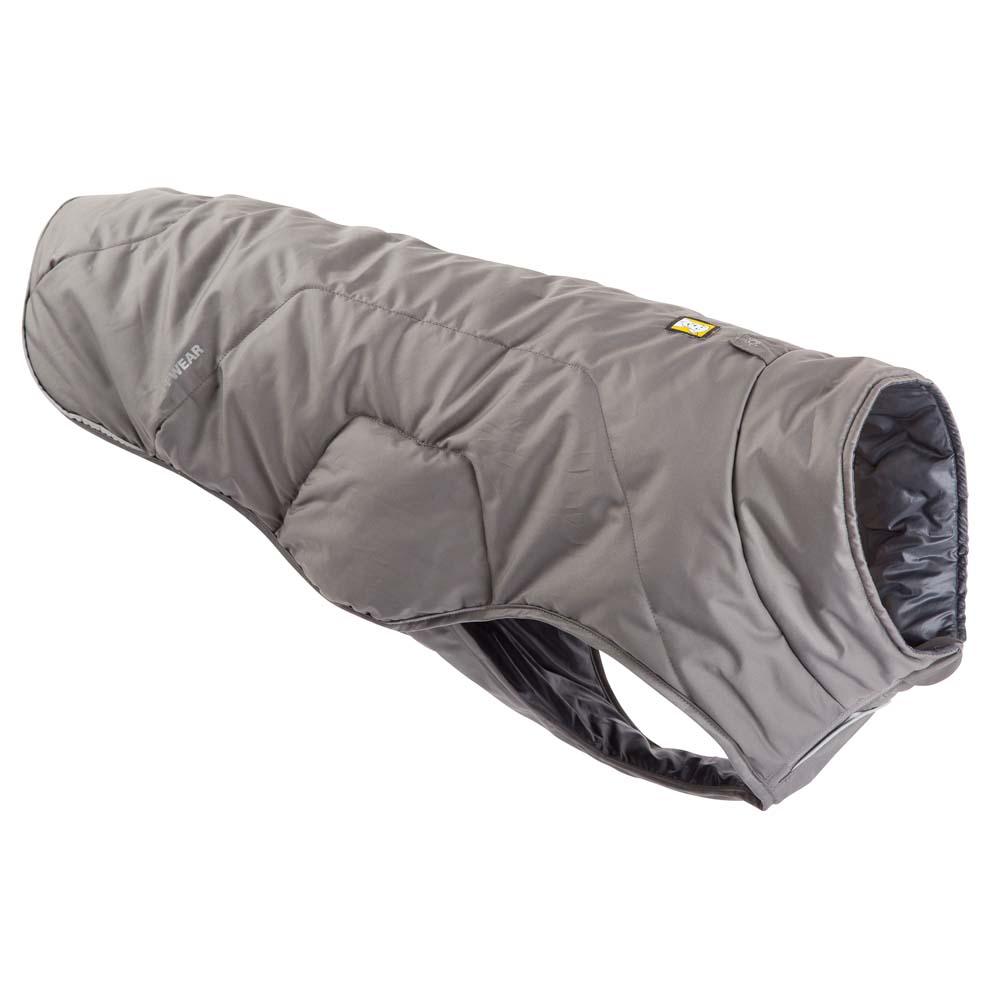 Ruffwear Hunde-Wintermantel Quinzee grau, Gr. 1 - alsa-hundewelt