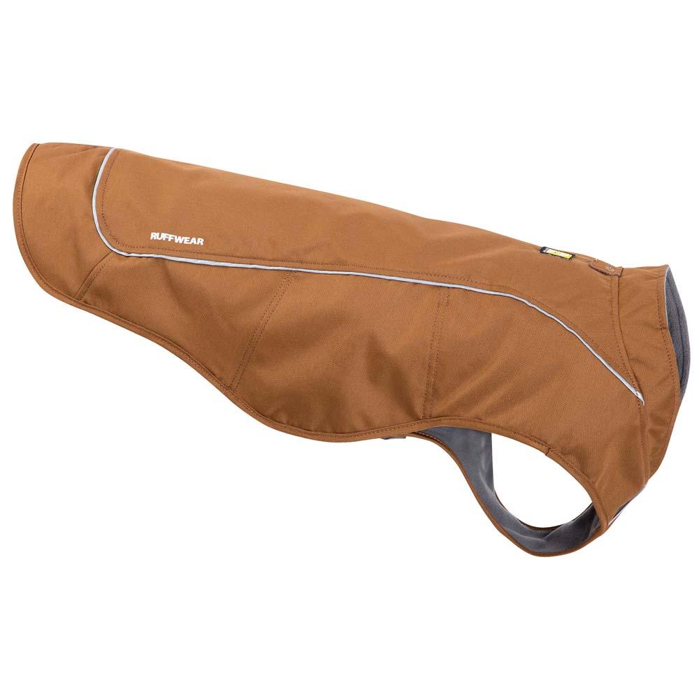 Ruffwear Hundemantel K-9 Overcoat braun, Gr. 1 - alsa-hundewelt
