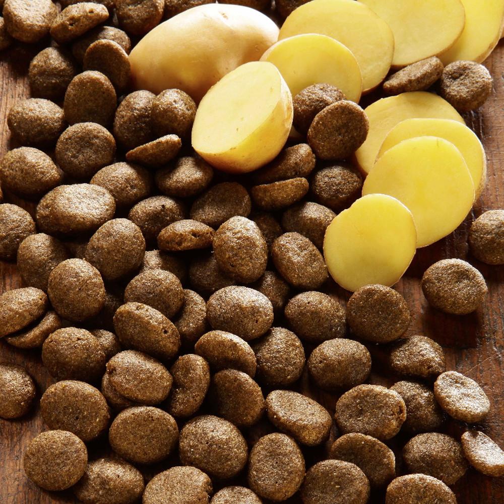 alsa-nature Hirsch & Kartoffel getreidefrei Tro...
