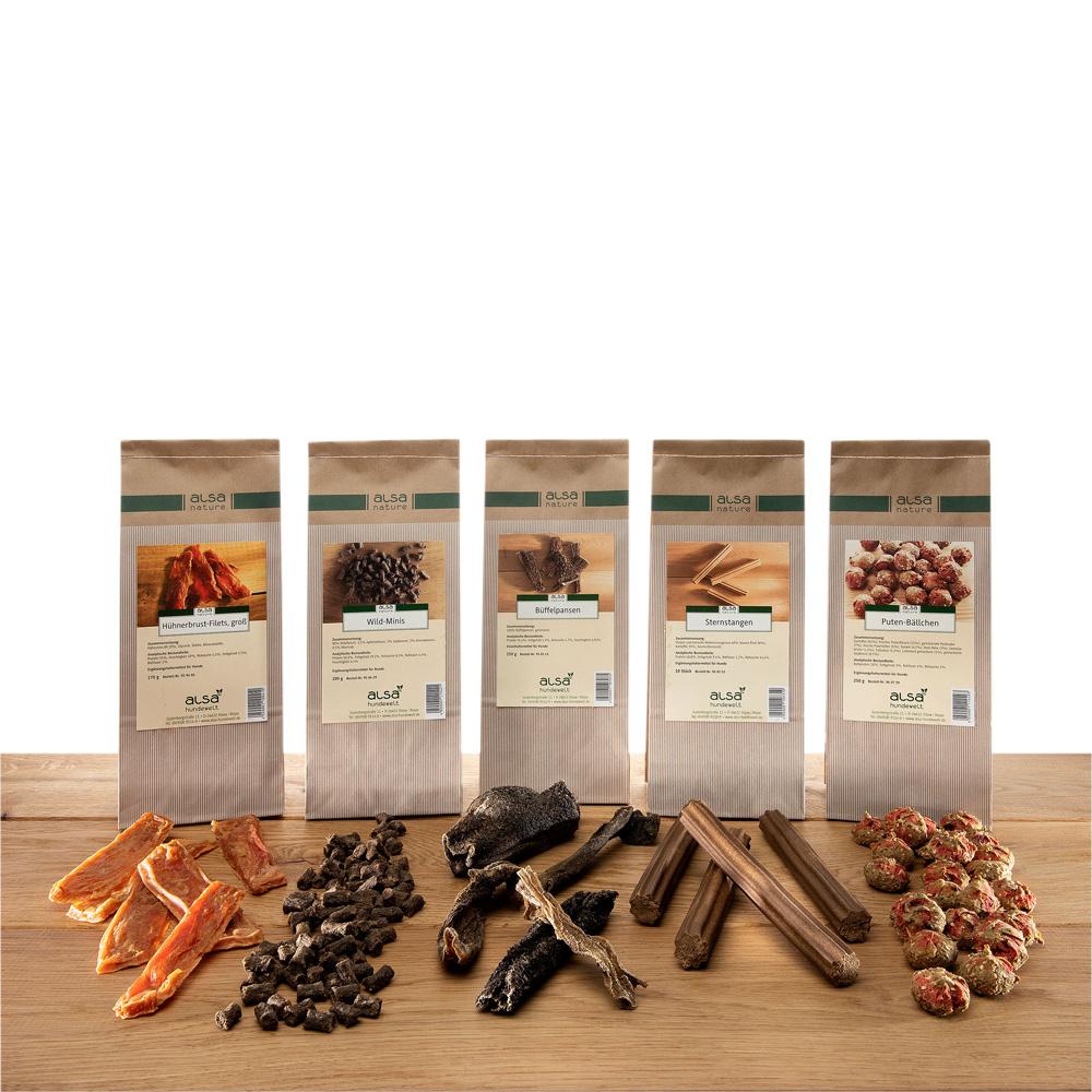 alsa-nature Snackpakket Granenvrij