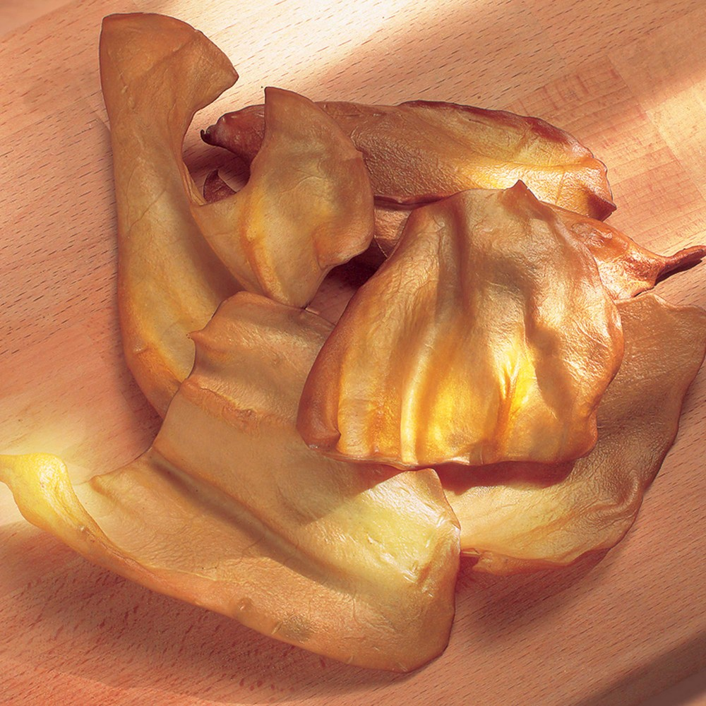 alsa-nature Diät-Knabberohr Kauknochen, 5 Stück