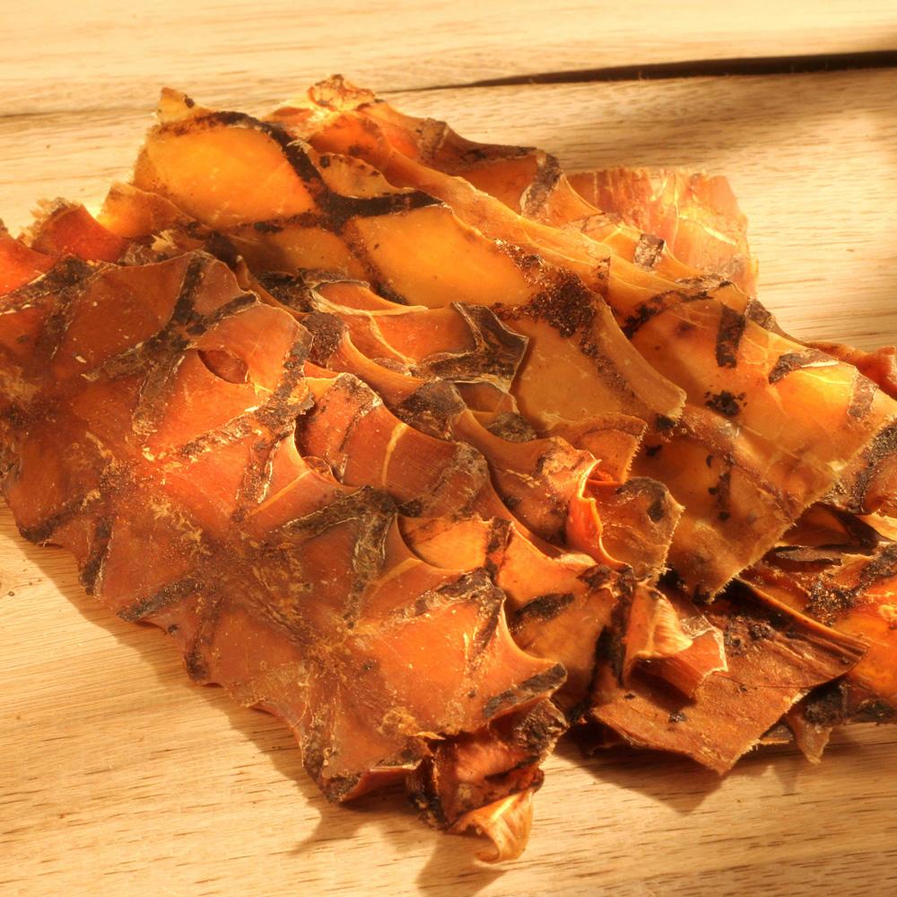 alsa-nature Straußen-Kaustreifen Kauknochen, 250 g