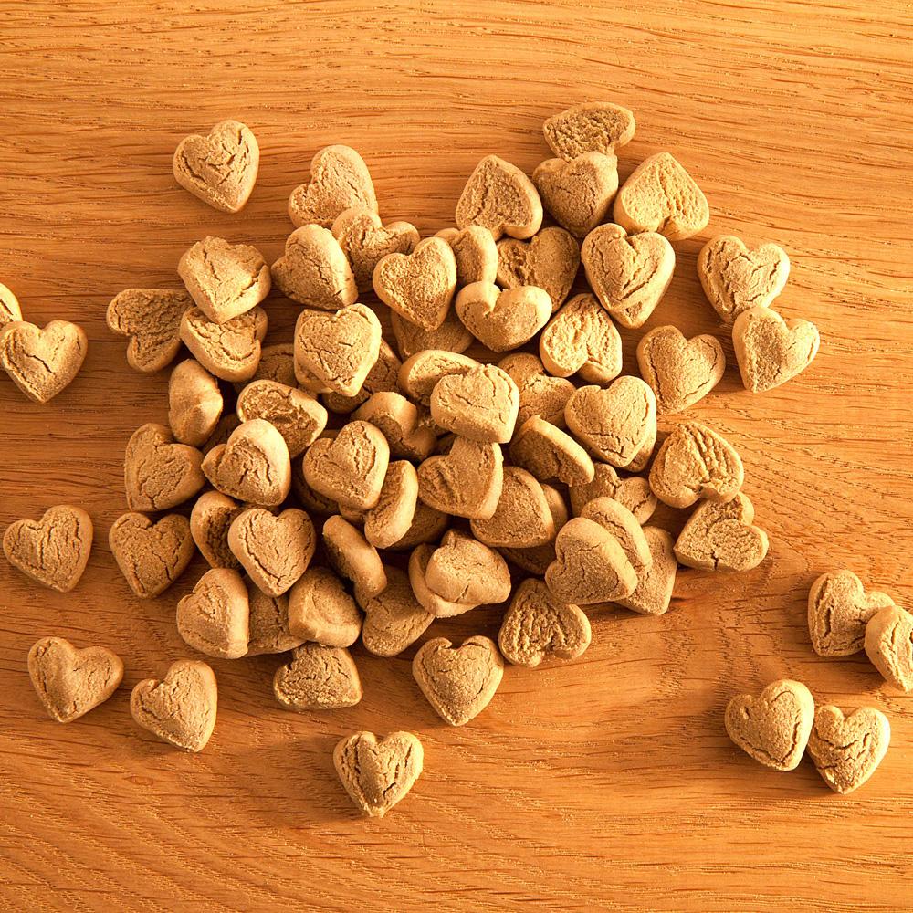 alsa-nature Mini-Leberherzen, 250 g