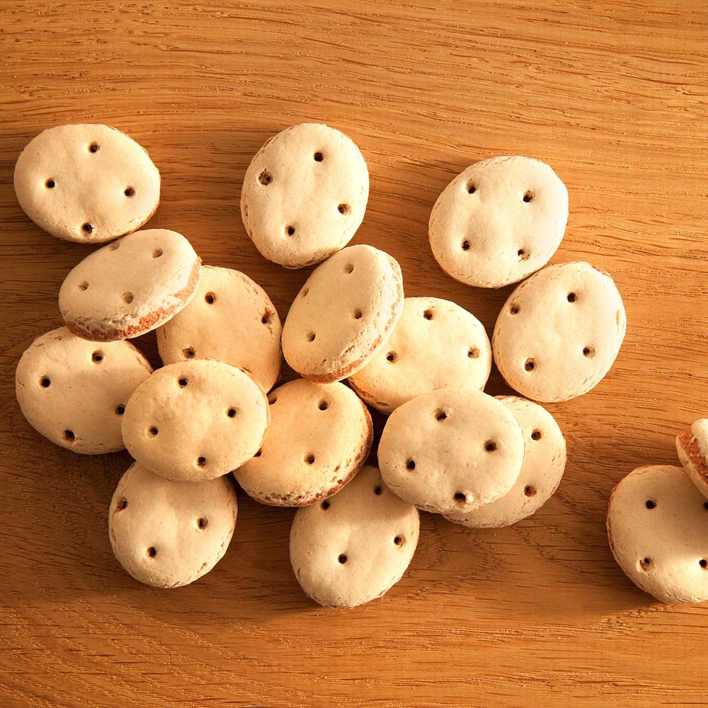 alsa-nature Lachs-Kekse, 2 x 500 g