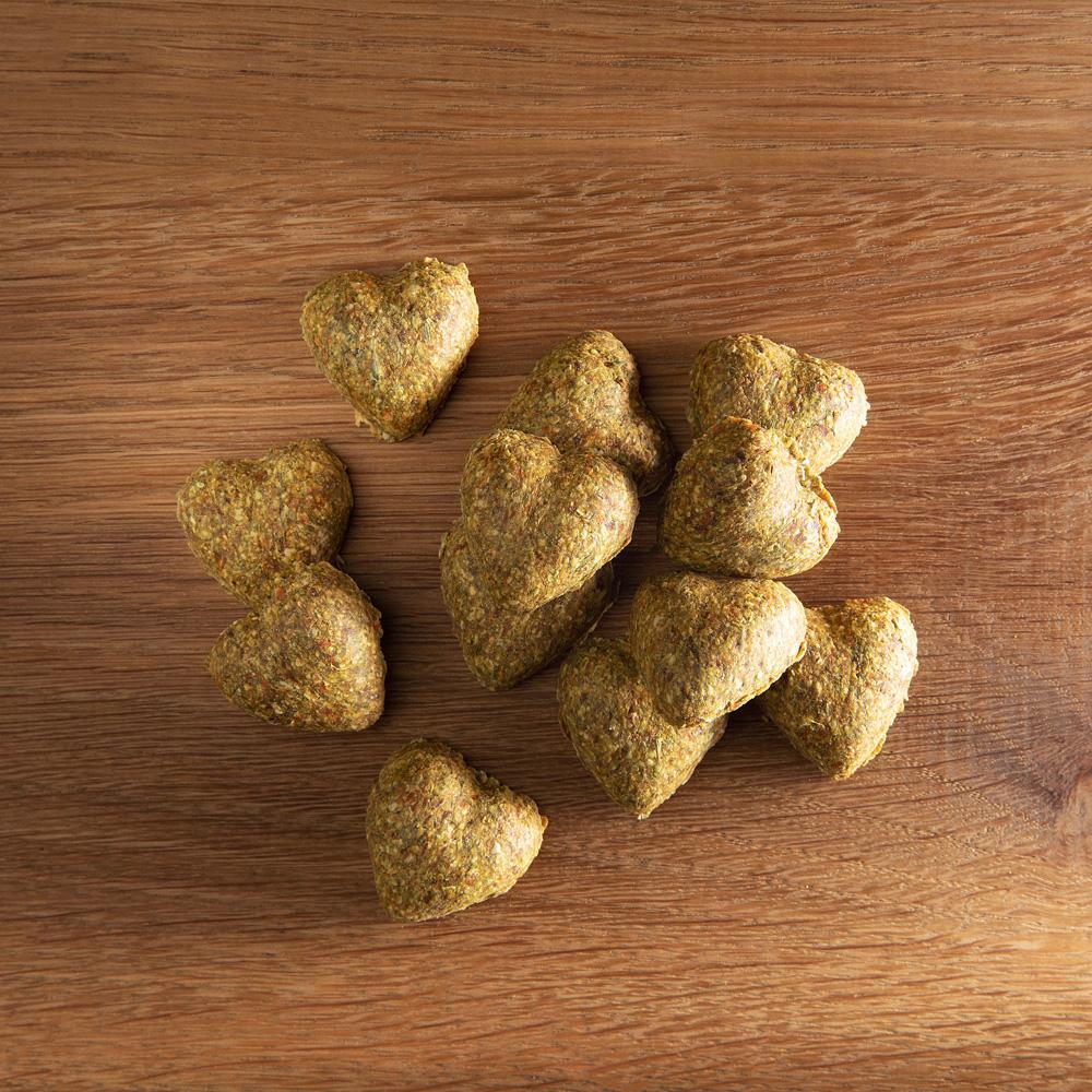 alsa-nature Huhn-Herzen, 2 x 250 g