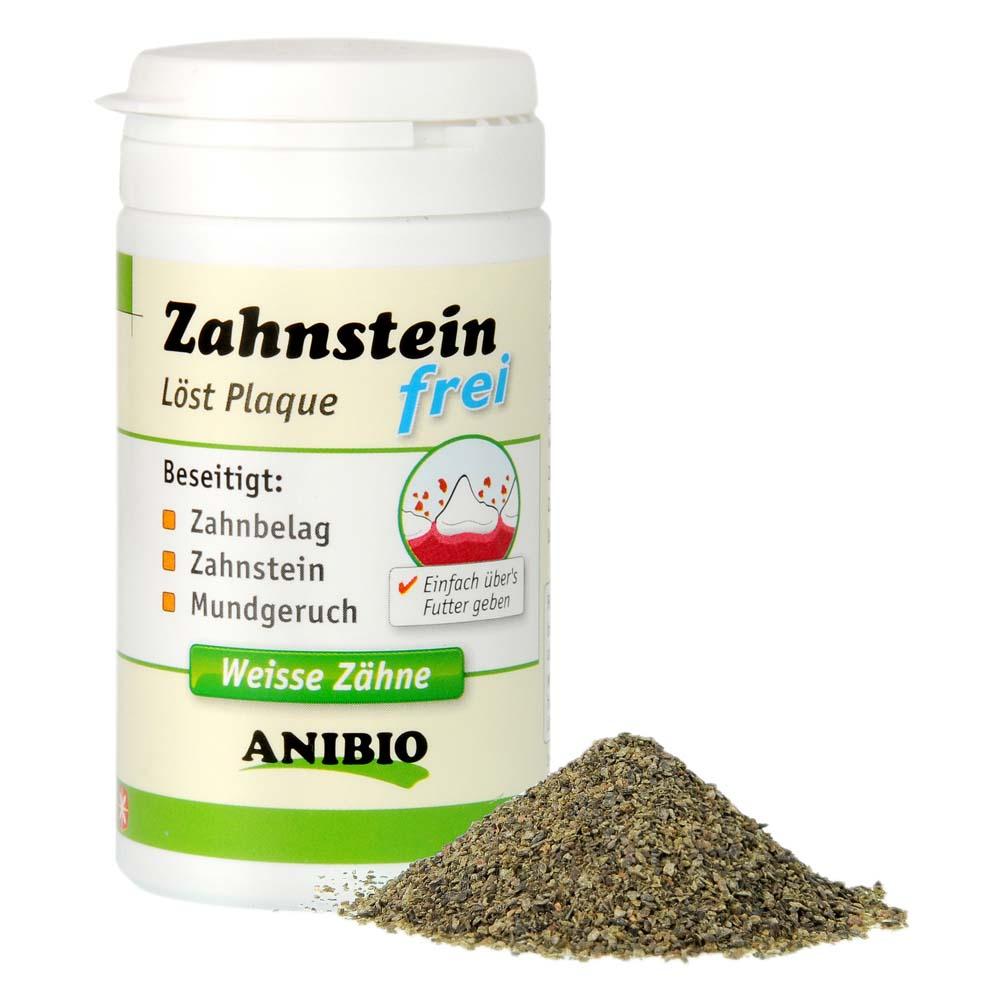 ANIBIO Zahnstein-frei, 60 g