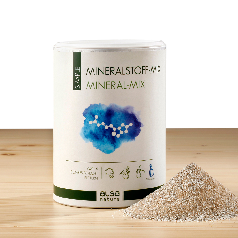 alsa-nature SIMPLE Mineralen-mix
