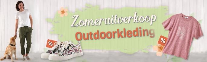 Zomeruitverkoop Outdoorkleding