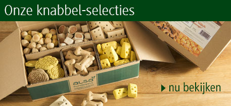 Onze knabbel-selecties