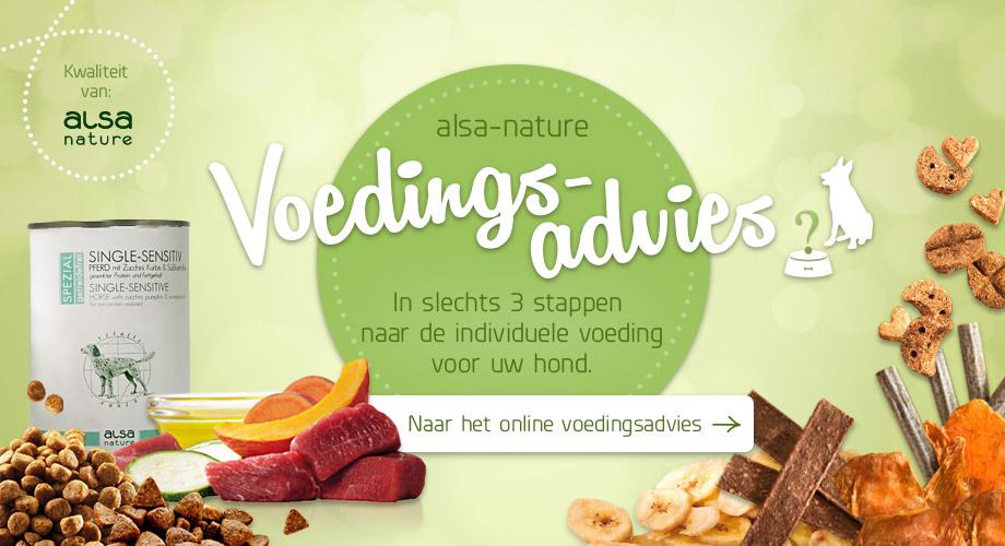 De alsa-nature Voedings-advies
