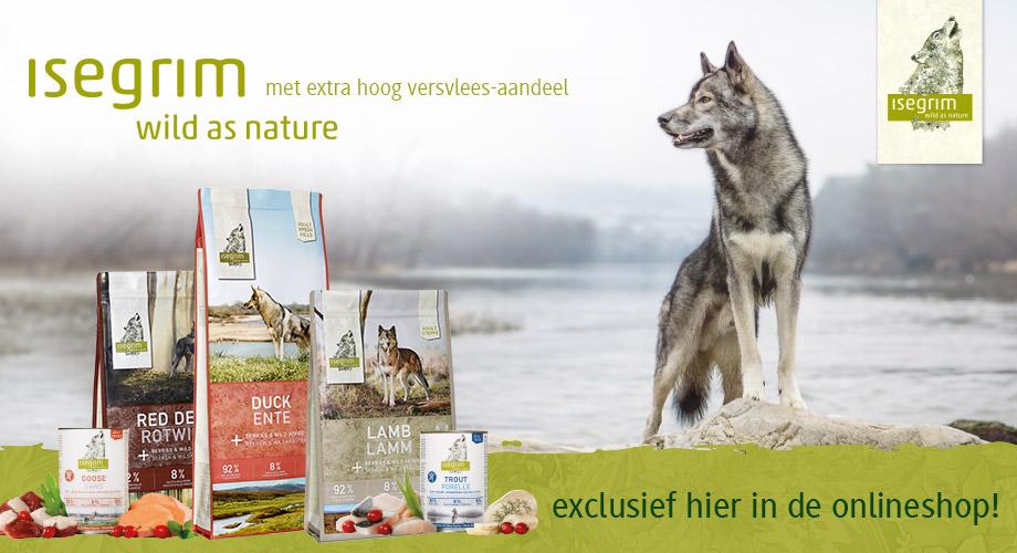 isegrim - wild as nature
