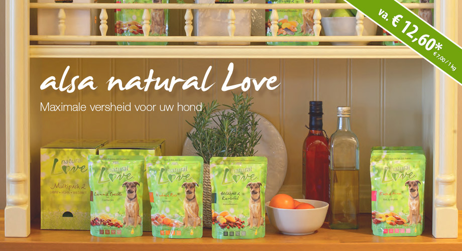 alsa natural Love