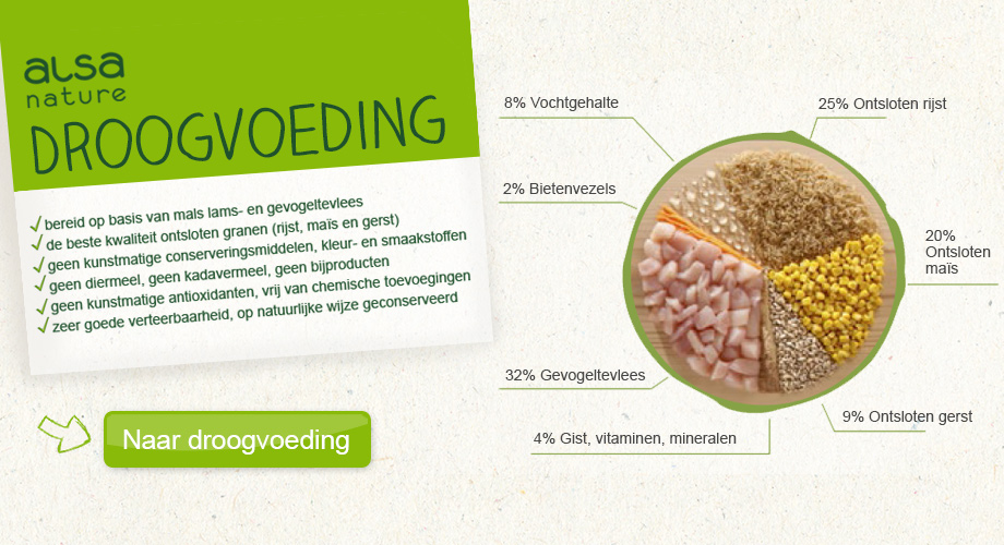 alsa-nature Complete droogvoeding