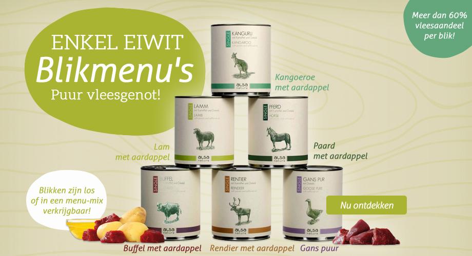 Premium alsa-nature SINGLE Natvoer