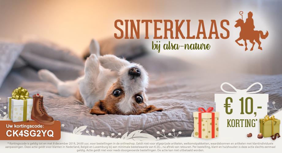 Sinterklaas bij alsa-nature #CK4SG2YQ