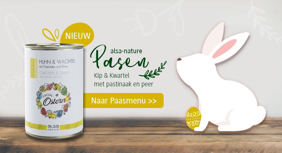 alsa-nature Pasen Kip & Kwartel