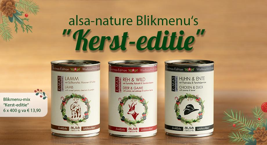 alsa-nature Blikmenu-mix Kerst-editie