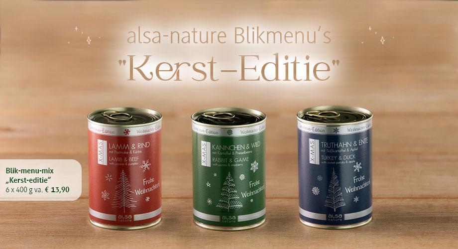 alsa-nature Kerst-Editie