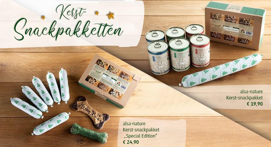 Kerst-Snackpakketten
